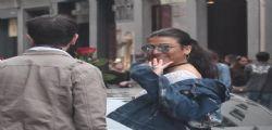 Giulia Salemi super sexy in giro a Milano