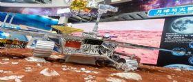 La Cina svela il designer suo del futuro rover marziano