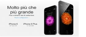 iPhone 6 e iPhione 6 Plus : Prevendite più di 4 milioni