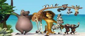 Film in TV Stasera   Madagascar 3 - Ricercati in Europa su Italia Uno