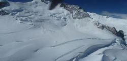 Valanga Monte Bianco : Morti due alpinisti lituani