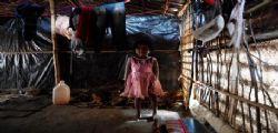Birmania :  6.700 Rohingya uccisi, 730 bambini sotto ai 5 anni