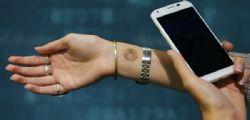 Il tatuaggio digitale per sbloccare gli smartphone