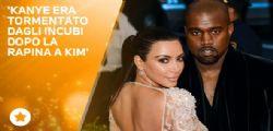 Kanye West non sta ancora bene: il marito di Kim Kardashian ha problemi seri