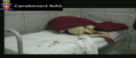 Catania, scoperti sei anziani in una casa di riposo abusiva : La struttura sequestrata dai Nas