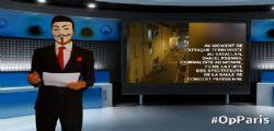 Video Anonymous : Siamo su tracce terroristi e non ci fermeremo