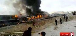 Iran : incidente ferroviario, morti e feriti tra i pellegrini per Mashhad