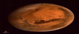 Da MOM una veduta globale di Marte