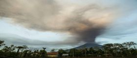 Indonesia, Bali : Evacuazione di massa per l