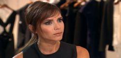 Victoria Beckham e il ritocco : Donne, non si scherza...