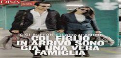 Ilaria DAmico incinta e Gigi Buffon prendono casa a Torino