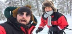 Il folle viaggio in Lapponia di Francesco e Roby Facchinetti