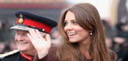 Kate Middleton in ospedale per partorire