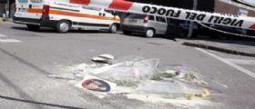 Messina : 14enne uccisa da ubriaco al volante di una Bmw