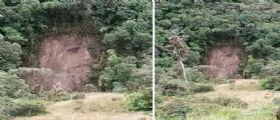 Colombia, nella montagna appare il volto di Gesù : Miracolo o coincidenza?