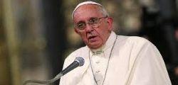 Papa Francesco incontra in Vaticano le vittime degli abusi