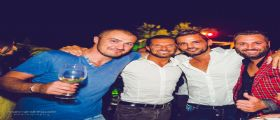 Ale McZamu festeggia il compleanno con Alessio Lo Passo, Simone Molinari e altri vip