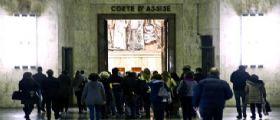 Milano, spari a Palazzo di Giustizia: Si parla di due morti e un ferito