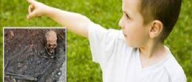 Bambino di 3 anni ricorda la vita precedente : Riconosce l