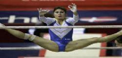Florica Leonida : la 27enne da ginnasta a squillo  Sascha Brown
