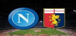 Napoli Genoa Streaming Live Diretta Partita e Online Gratis Serie A