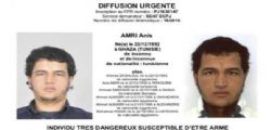 Attentato Berlino : Sul tunisino ricercato Anis Amir taglia da 100mila euro