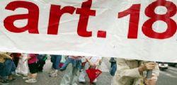 Cassazione : Per gli statali vale l'art.18