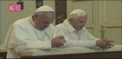 Papa Benedetto XVI : Ratzinger non è la persona che cede a pressioni