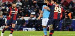 Napoli - Bologna Diretta tv Streaming e Online Gratis Serie A