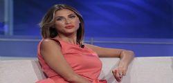 Melissa Satta : sexy in lingerie per Rossoporpora