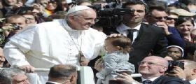 Rito della Via Crucis presieduto da Papa Francesco su Rai 1
