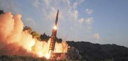 Corea del Nord : I missili in Europa prima del previsto