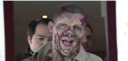 Nick Santonastasso a The Walking Dead : è senza gambe e braccia