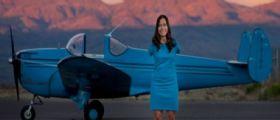 Phoenix : Jessica Cox è il primo pilota di aerei senza braccia
