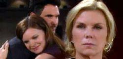 Anticipazioni Beautiful Oggi : Brooke lascia Bill