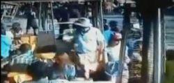 Venice Beach Auto impazzita ammazza Alice Gruppioni - VIDEO