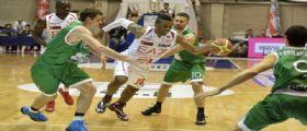 PLAYOFF BASKET - Vittoria di Siena su Milano 72-66. Si va allo spareggio
