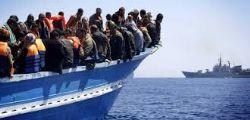 Tratti in salvo dalla Guardia Costiera 791 migranti