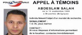 Attentati Parigi : Il Terrorista fuggitivo Abdeslam Salah potrebbe essere diretto in Italia.
