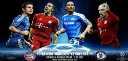 Bayern Monaco-Chelsea Diretta tv Streaming e Online Gratis Supercoppa UEFA