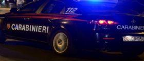 Varese, 40enne investe un carabiniere e fugge sull