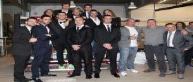INAUGURAZIONE AL TOP PER IL TATANKA CLUB DI CLEMENTE RUSSO