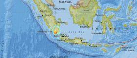 Terremoto Oggi Indonesia : Scossa Isola di Sumatra magnitudo 6.1