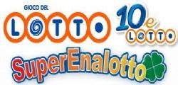 Ultima Estrazione del Lotto Superenalotto e 10eLotto n.130 di Oggi Giovedì 30 Ottobre 2014