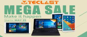 Grandi sconti Teclast : Tablet e Gadget al 50%
