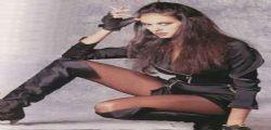 Una giovanissima e sexy Maria Grazia Cucinotta su instagram