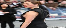 Rebecca Hall molto sexy alla premier di Iron Man 3