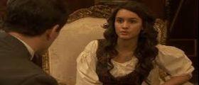 Il Segreto Anticipazioni | Video Mediaset Streaming Puntata Oggi : Zamalloa non crede ad Olmo