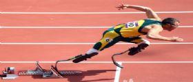 ATLETICA LEGGERA - Gare finite per il 2013 per Pistorius