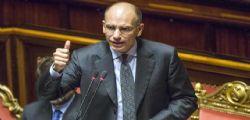 Enrico Letta a M5S : No a gogna dei giornalisti